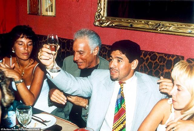 Maradona và những lời nói cuối cùng trước khi qua đời - Ảnh 1.