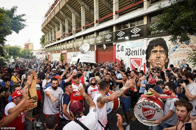 Maradona và những lời nói cuối cùng trước khi qua đời - Ảnh 2.
