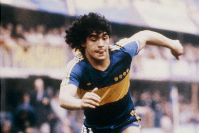 Huyền thoại bóng đá Diego Maradona qua đời ở tuổi 60 - Ảnh 3.