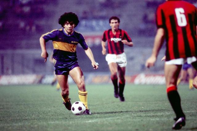 """Diego Maradona - Tiểu sử và thành tích của """"cậu bé vàng"""" Argentina - Ảnh 3."""