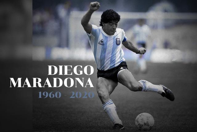 Lionel Messi tiếc thương: Diego Maradona là bất tử - Ảnh 2.