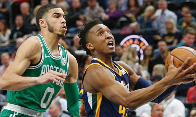 Những hợp đồng lớn cho các ngôi sao trẻ đang lên của NBA - Ảnh 1.