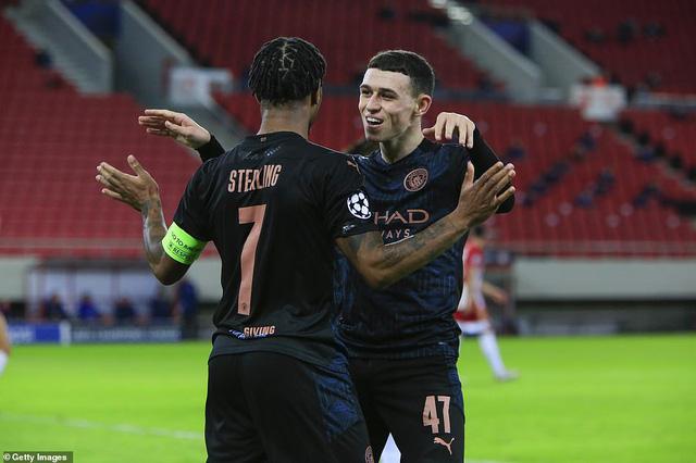 Kết quả UEFA Champions League rạng sáng 26/11: Liverpool bại trận, Man City và Bayern sớm giành vé đi tiếp - Ảnh 3.