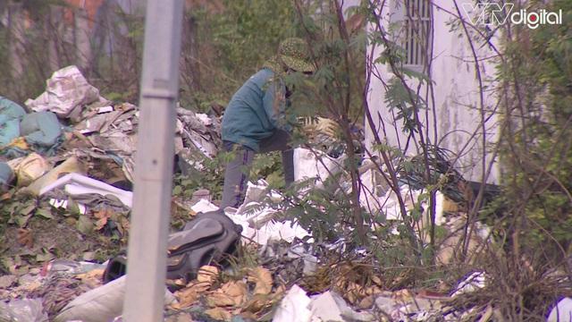 Hàng trăm tấn rác tấn công Khu tái định cư 38 ha ở Quận 12 - Ảnh 5.