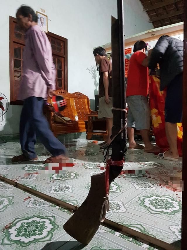Đã xác định được nghi phạm trong 2 vụ nổ súng liên tiếp ở Quảng Nam - Ảnh 1.