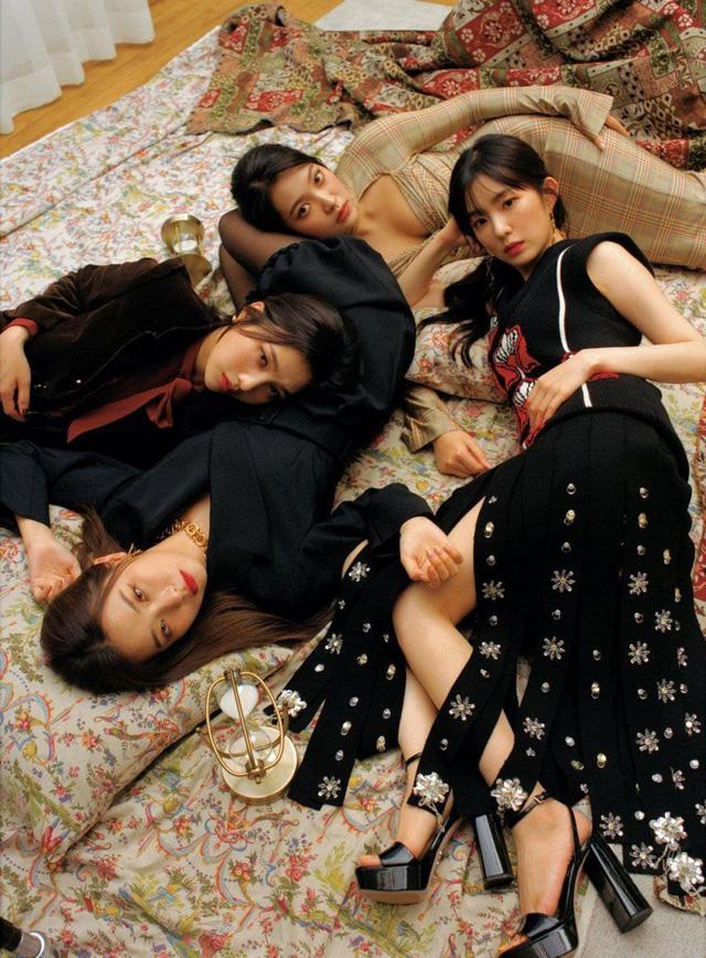 Red Velvet tái xuất, vẫn ngẩng cao đầu hậu scandal - Ảnh 1.