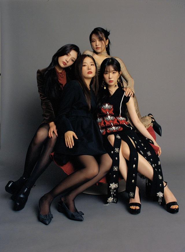Red Velvet tái xuất, vẫn ngẩng cao đầu hậu scandal - Ảnh 3.