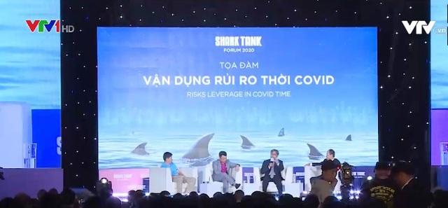 Shark Tank Forum 2020: Thay đổi để thích nghi! - Ảnh 1.