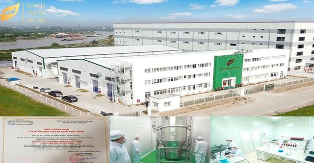 Bí quyết tạo ra các sản phẩm TPCN – TPBVSK chất lượng của nhà máy Bách Thảo Dược - Ảnh 1.