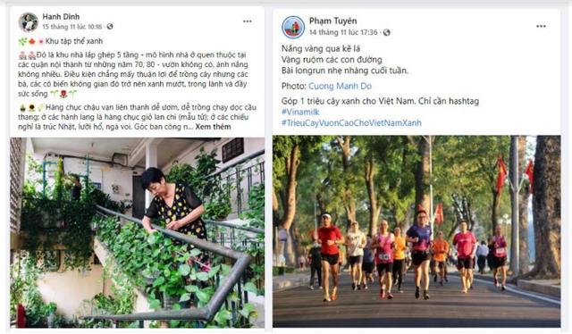 Triệu cây xanh vươn cao cho Việt Nam xanh – Kết thúc đẹp của chiến dịch online được cộng đồng góp sức - Ảnh 1.