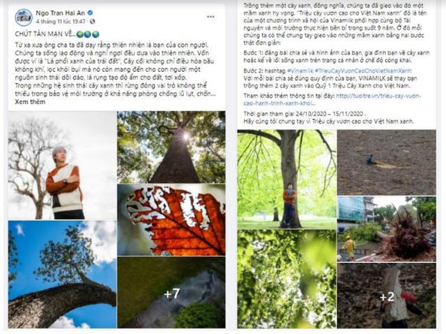 Triệu cây xanh vươn cao cho Việt Nam xanh – Kết thúc đẹp của chiến dịch online được cộng đồng góp sức - Ảnh 3.
