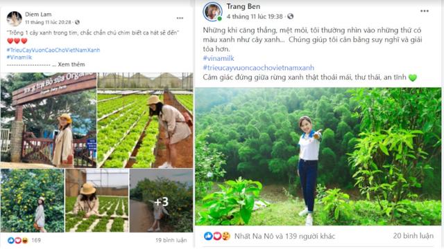 Triệu cây xanh vươn cao cho Việt Nam xanh – Kết thúc đẹp của chiến dịch online được cộng đồng góp sức - Ảnh 5.