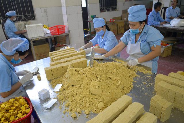 Bánh đậu xanh xuất sang Nhật - Ảnh 2.