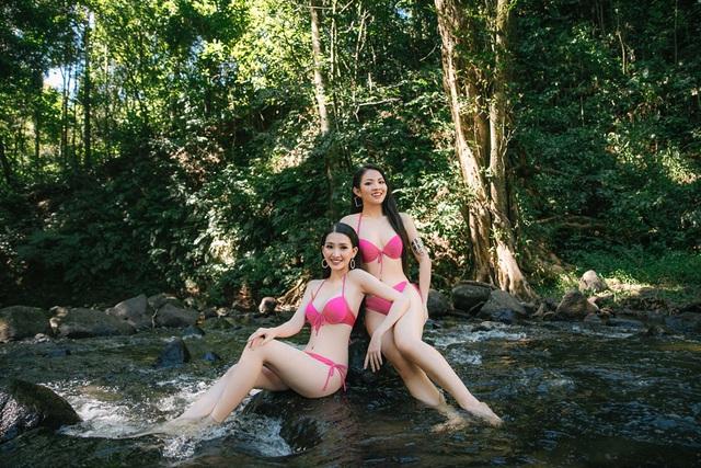 Thí sinh Hoa khôi Du lịch 2020 khoe ảnh bikini trước Chung kết - Ảnh 6.