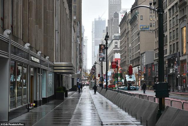 Lễ Tạ ơn đặc biệt trong lịch sử gần 100 năm của người dân New York - Ảnh 1.