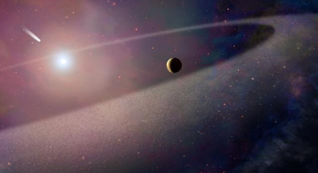 Bí ẩn hành tinh thứ 9 trong hệ Mặt trời - ảnh 2