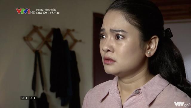 Lửa ấm - Tập 42: Thủy vào khách sạn với Khánh, Minh điên tiết viết đơn ly hôn - ảnh 7