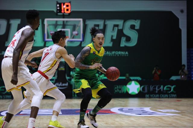 VBA Playoffs 2020: Saigon Heat ghi tên mình vào chung kết - Ảnh 2.
