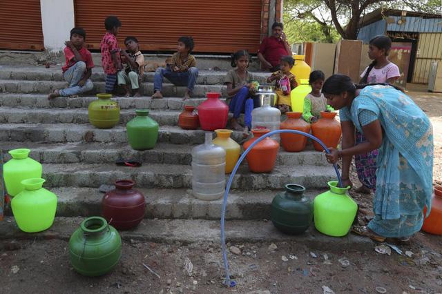 FAO kêu gọi giải quyết tình trạng thiếu nước toàn cầu - Ảnh 1.