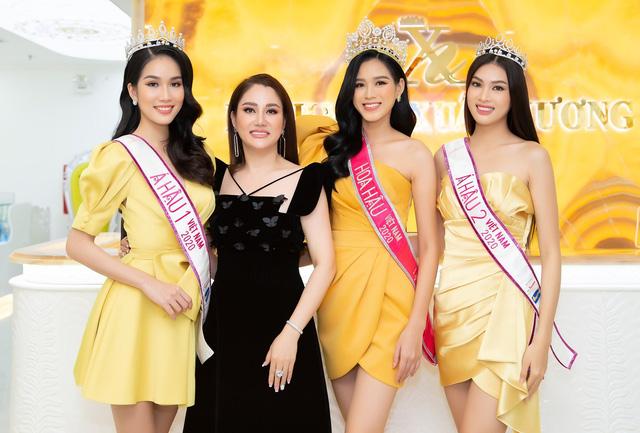 Có gì trong Bệnh viện thẩm mỹ Xuân Hương - Nơi chăm sóc sắc đẹp cho Top 3 Hoa hậu Việt Nam 2020? - Ảnh 1.