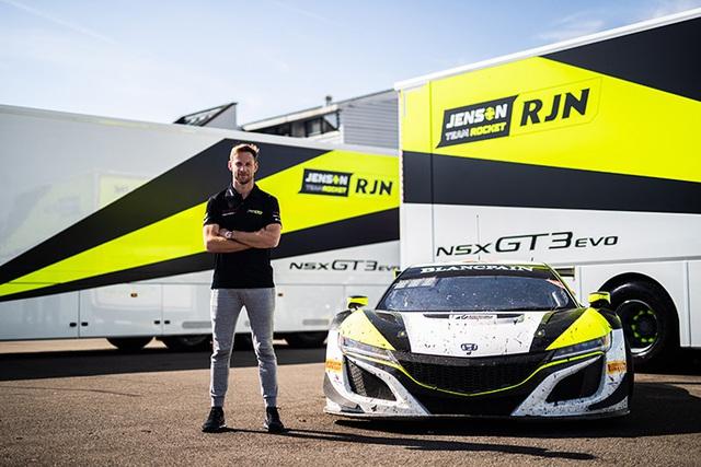 Cựu vô địch F1 muốn lập đội đua tranh tài tại LeMans 24h - Ảnh 1.