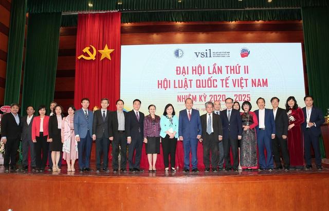 Sự ra đời của Hội Luật quốc tế Việt Nam đáp ứng nhu cầu và nguyện vọng của đông đảo nhân dân - Ảnh 1.