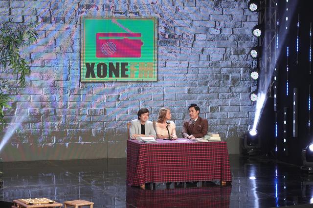 Bộ 3 MC Nguyên Khang – Miko Lan Trinh – Cáo mang ký ức Xone FM trở về - Ảnh 1.