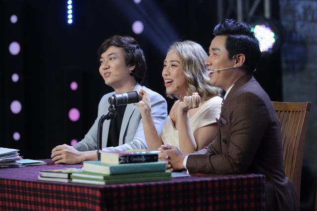 Bộ 3 MC Nguyên Khang – Miko Lan Trinh – Cáo mang ký ức Xone FM trở về - Ảnh 2.