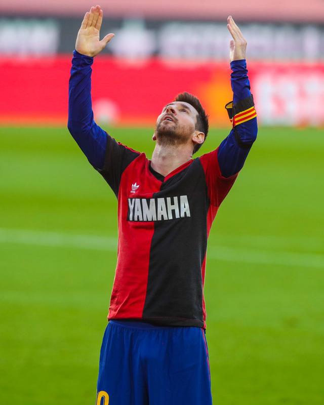 Barcelona 4-0 Osasuna: Bộ đôi Griezmann - Messi tỏa sáng! - Ảnh 3.