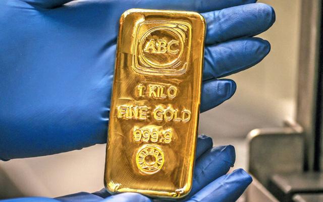 Người mua vàng lỗ hơn 2 triệu đồng/lượng sau một tuần - Ảnh 1.