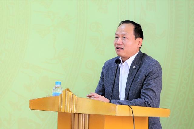 Đoàn công tác Đài THVN tổ chức tập huấn chuẩn bị cho LHTHTQ lần thứ 40 tại Ninh Bình - Ảnh 1.