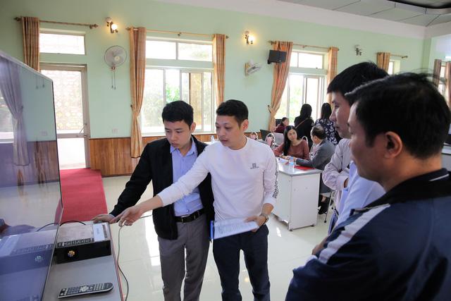 Đoàn công tác Đài THVN tổ chức tập huấn chuẩn bị cho LHTHTQ lần thứ 40 tại Ninh Bình - Ảnh 10.