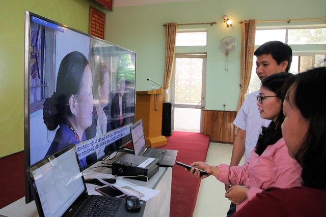 Đoàn công tác Đài THVN tổ chức tập huấn chuẩn bị cho LHTHTQ lần thứ 40 tại Ninh Bình - Ảnh 11.