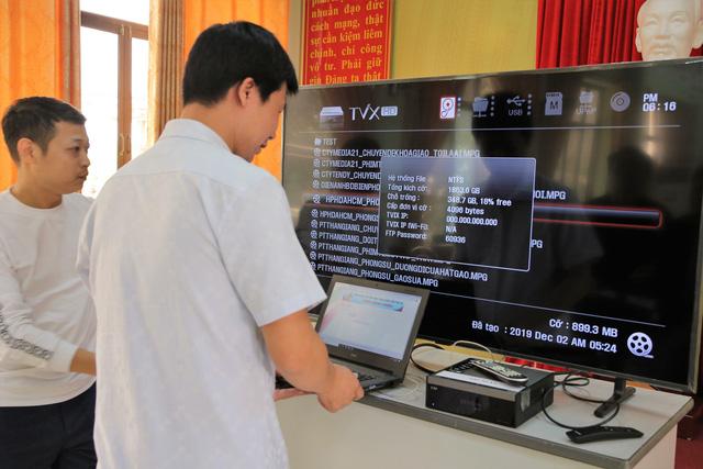 Đoàn công tác Đài THVN tổ chức tập huấn chuẩn bị cho LHTHTQ lần thứ 40 tại Ninh Bình - Ảnh 12.