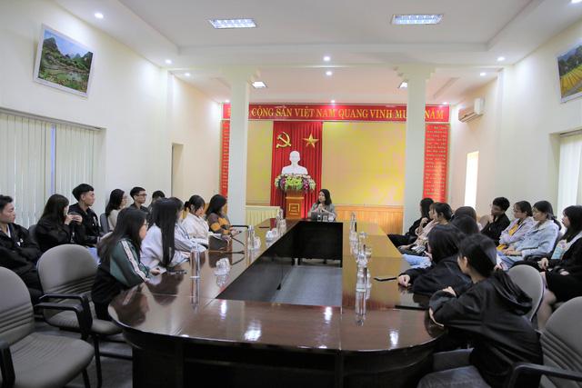 Đoàn công tác Đài THVN tổ chức tập huấn chuẩn bị cho LHTHTQ lần thứ 40 tại Ninh Bình - Ảnh 13.