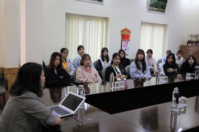 Đoàn công tác Đài THVN tổ chức tập huấn chuẩn bị cho LHTHTQ lần thứ 40 tại Ninh Bình - Ảnh 14.