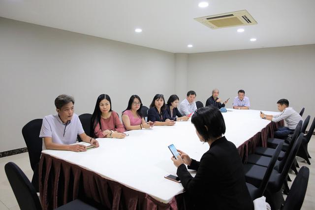 Đoàn công tác Đài THVN tổ chức tập huấn chuẩn bị cho LHTHTQ lần thứ 40 tại Ninh Bình - Ảnh 15.