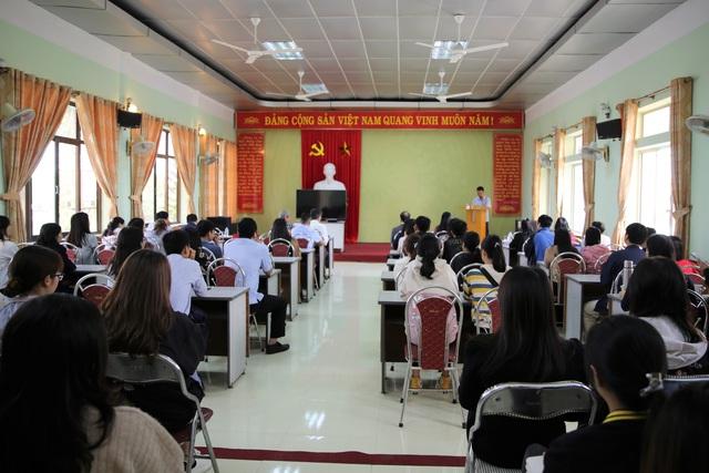 Đoàn công tác Đài THVN tổ chức tập huấn chuẩn bị cho LHTHTQ lần thứ 40 tại Ninh Bình - Ảnh 3.
