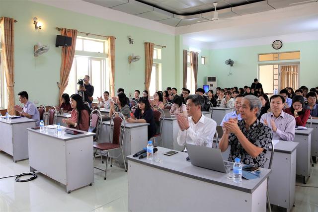 Đoàn công tác Đài THVN tổ chức tập huấn chuẩn bị cho LHTHTQ lần thứ 40 tại Ninh Bình - Ảnh 4.