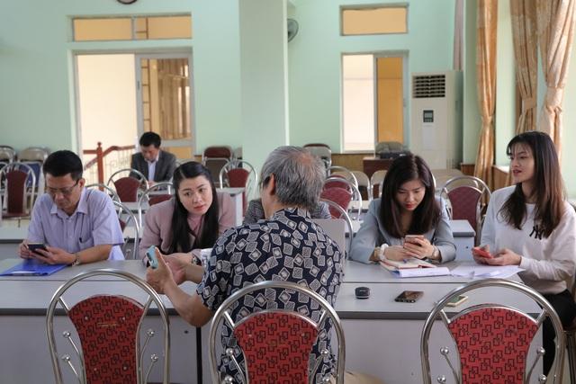 Đoàn công tác Đài THVN tổ chức tập huấn chuẩn bị cho LHTHTQ lần thứ 40 tại Ninh Bình - Ảnh 5.