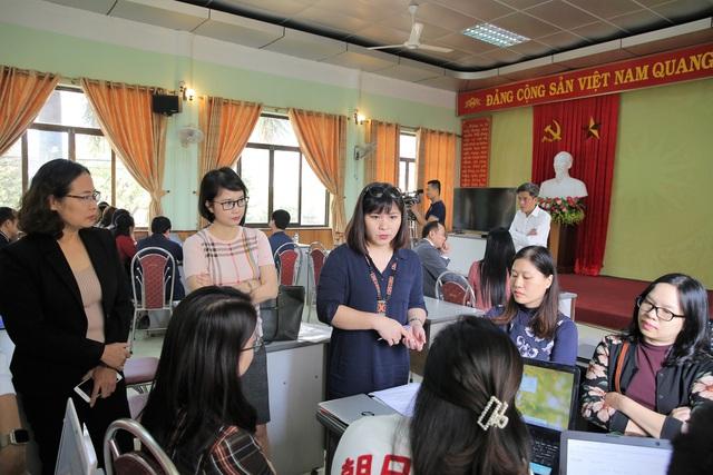 Đoàn công tác Đài THVN tổ chức tập huấn chuẩn bị cho LHTHTQ lần thứ 40 tại Ninh Bình - Ảnh 7.