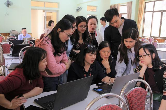 Đoàn công tác Đài THVN tổ chức tập huấn chuẩn bị cho LHTHTQ lần thứ 40 tại Ninh Bình - Ảnh 9.