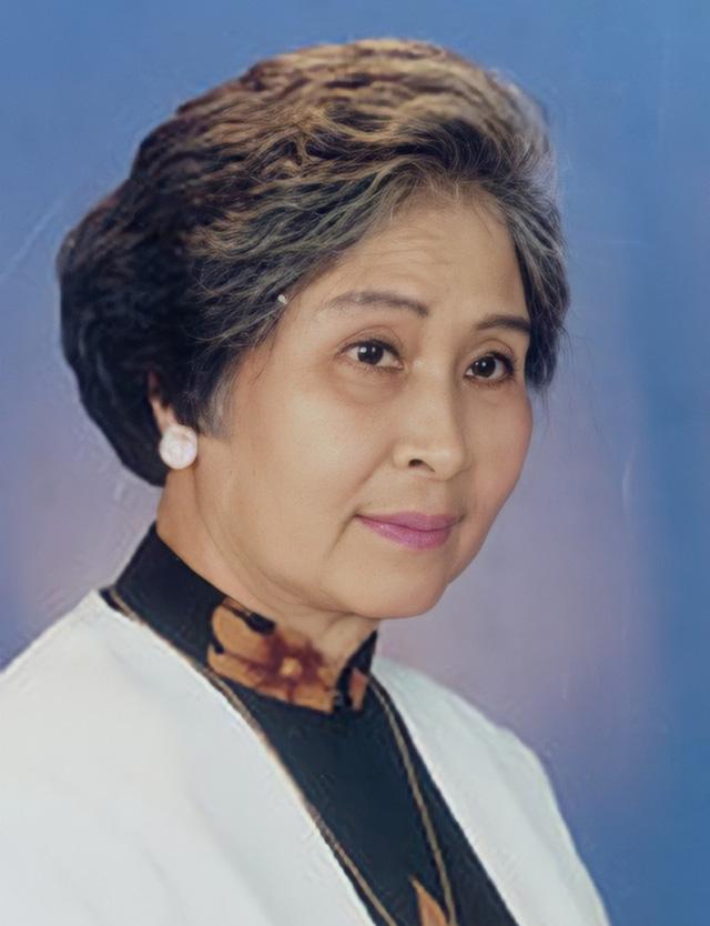 Vĩnh biệt NSND Trần Thị Tuyết - Nữ nghệ sĩ ngâm thơ Bác Hồ nhiều nhất - Ảnh 1.