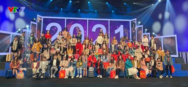 Hé lộ những hình ảnh đầu tiên của buổi ghi hình Hòa ca 2021 - Ảnh 4.