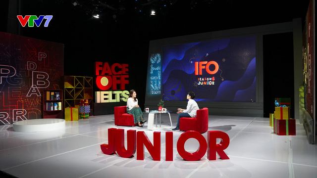 IFO mùa 6, số 5: Cậu bé 10 tuổi chia sẻ đam mê và góc nhìn thú vị về Lịch sử - Ảnh 1.