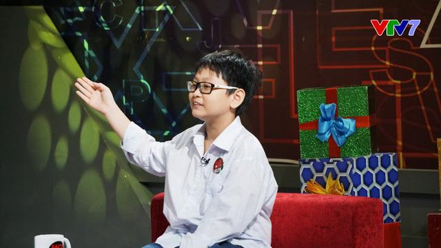 IFO mùa 6, số 5: Cậu bé 10 tuổi chia sẻ đam mê và góc nhìn thú vị về Lịch sử - Ảnh 2.