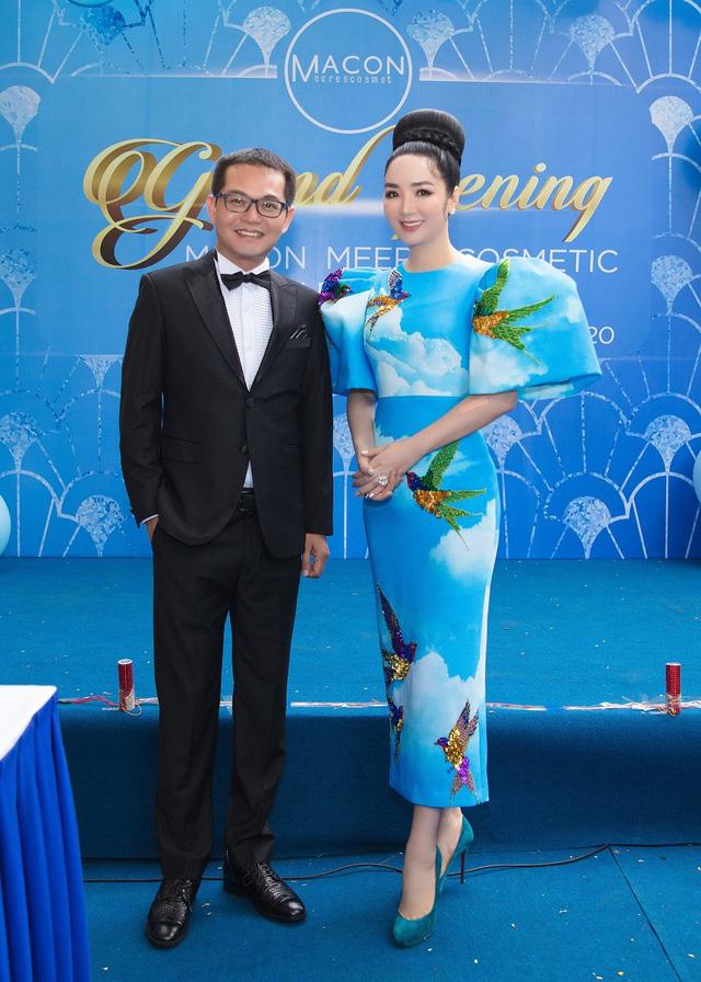 Hoa hậu đền Hùng Giáng My chia sẻ bí quyết của vẻ đẹp vượt thời gian - ảnh 1