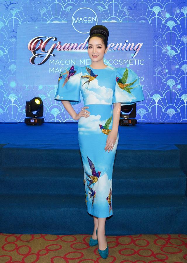 Hoa hậu đền Hùng Giáng My chia sẻ bí quyết của vẻ đẹp vượt thời gian - ảnh 2