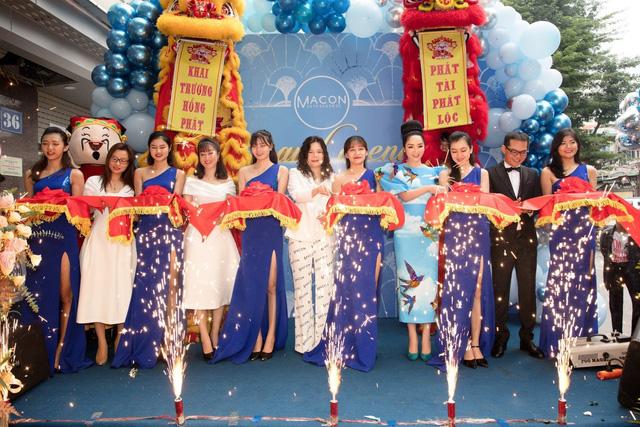 Hoa hậu đền Hùng Giáng My chia sẻ bí quyết của vẻ đẹp vượt thời gian - ảnh 3