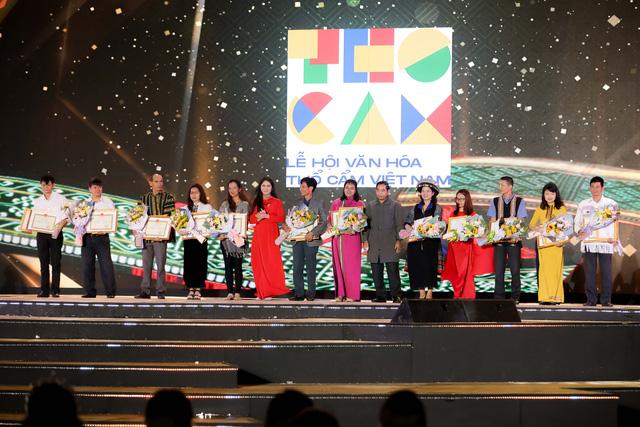 Bế mạc Lễ hội văn hóa Thổ cẩm Việt Nam năm 2020 - Ảnh 4.